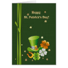 Happy St. Patrick's Day Greeting Cards