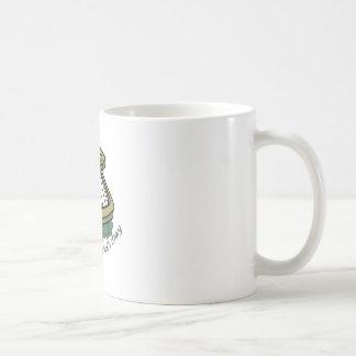 Happy St. Patrick's Day Harp Classic White Coffee Mug