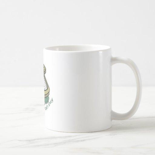 Happy St. Patrick's Day Harp Coffee Mug