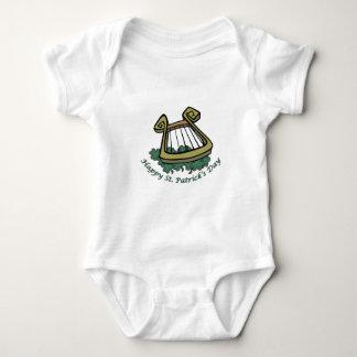 Happy St. Patrick's Day Harp T-shirt