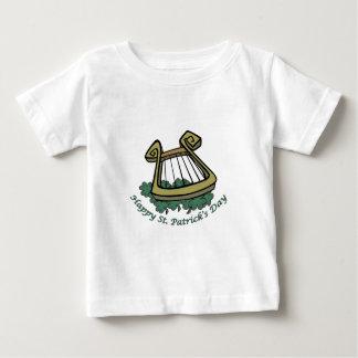 Happy St. Patrick's Day Harp Tshirt