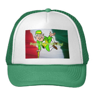 Happy St. Patricks Day Hat