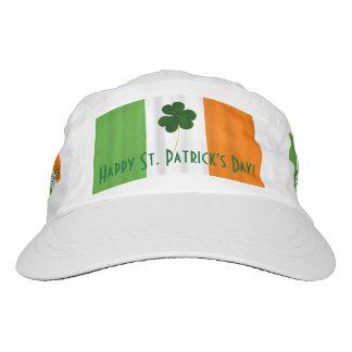 Happy St. Patrick's Day Irish Flag Shamrock Paddy Hat