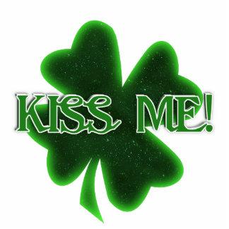 Happy St. Patrick's Day - Kiss Me! Photo Cutouts