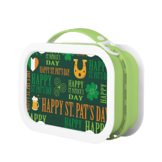 Happy St. Patrick's Day Lunch Box