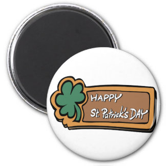 Happy St. Patricks Day Magnet