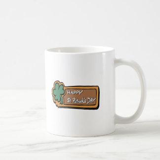 Happy St. Patricks Day Mug