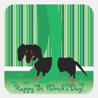 Happy St. Patrick's Day Stickers