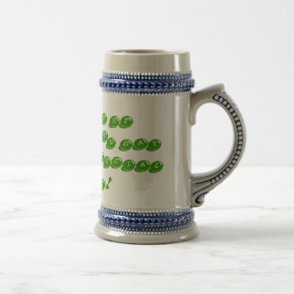 HAPPY ST PATRICKS DAY  TO MY SPECIAL GUY! BEER STEIN