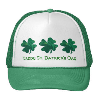 Happy St. Patrick's Day Trucker Hat