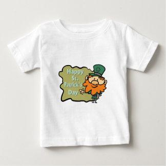 Happy St. Patrick's Leprechaun Tee Shirts
