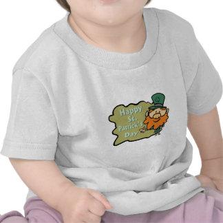 Happy St. Patrick's Leprechaun T Shirt