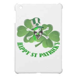 Happy St Patrick's scary clown iPad Mini Cases