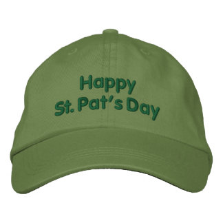 Happy St. Pat's Day - Saint Patricks Day Green Hat