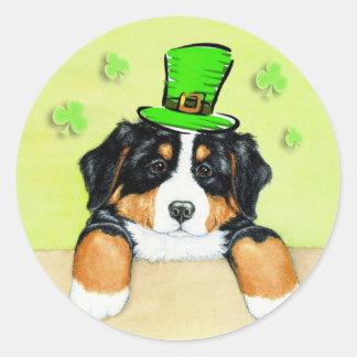 Happy St. Patties! Round Sticker