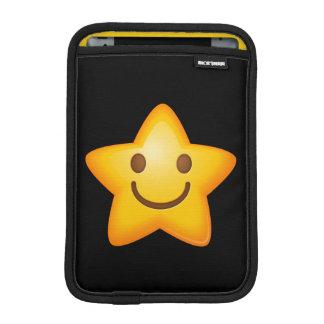Happy Star Emoji iPad Mini Sleeve