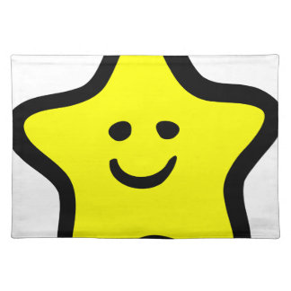 Happy Star Placemat