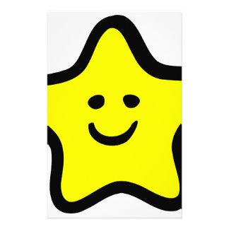 Happy Star Stationery