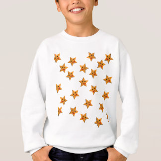 Happy stars sweatshirt