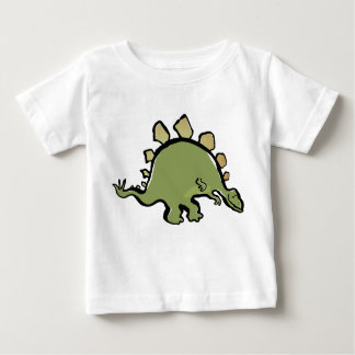 happy stegosaur baby T-Shirt