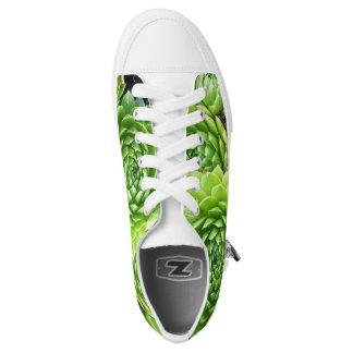Happy Succulent Shoes