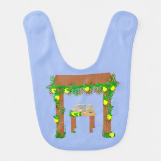 Happy Sukkot Baby Bibs