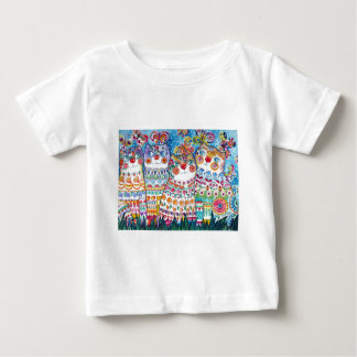 Happy summer cats baby T-Shirt
