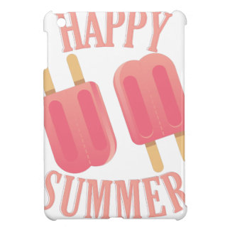 Happy Summer iPad Mini Cover