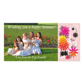 Happy Summer Photo Card