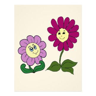 Happy Sunflowers Letterhead