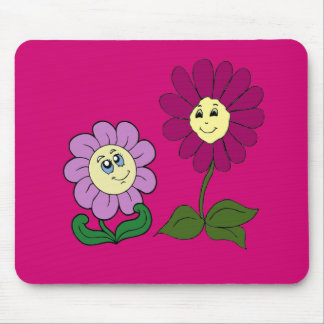 Happy Sunflowers Mouse Pad