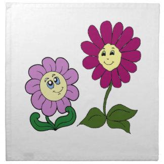 Happy Sunflowers Napkin