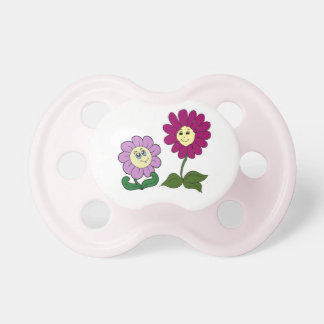Happy Sunflowers Pacifier