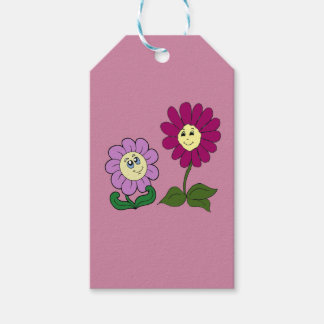Happy Sunflowers Pack Of Gift Tags