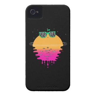Happy Sunset iPhone 4 Case-Mate Cases