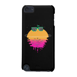 Happy Sunset iPod Touch (5th Generation) Cases