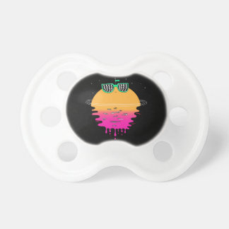 Happy Sunset Pacifier