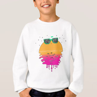 Happy Sunset Sweatshirt
