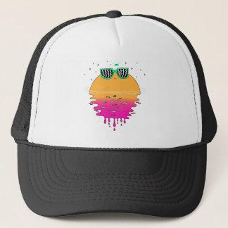 Happy Sunset Trucker Hat