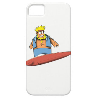 Happy Surfer Case For The iPhone 5