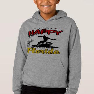 Happy Surfer FLORIDA (blk)