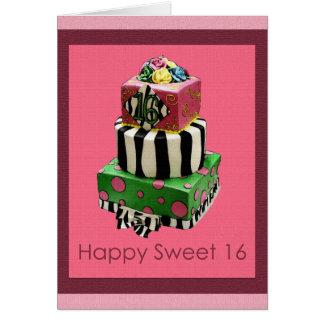 Happy Sweet 16! Birthday Card