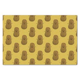 Happy Sweet Potato Tissue Paper