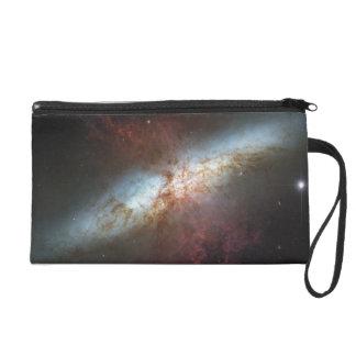 Happy Sweet Sixteen, Hubble Telescope! - Starburst Wristlet Clutch