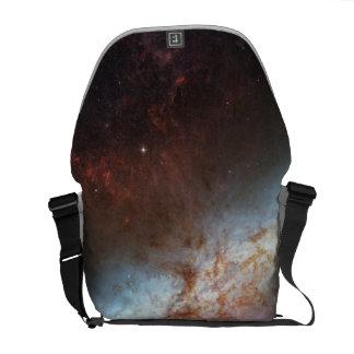 Happy Sweet Sixteen, Hubble Telescope! - Starburst Courier Bags
