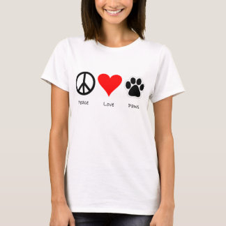 Happy Tails Animal Rescue Tee