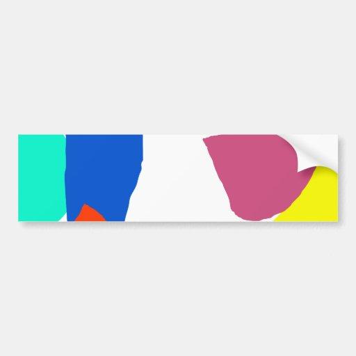 Happy Talks Bumper Stickers