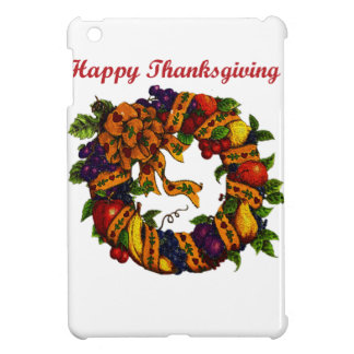 Happy Thanksgiving 1 Cover For The iPad Mini