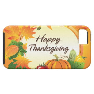 Happy Thanksgiving 5 Case-Mate Case