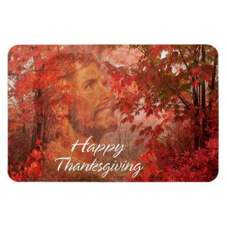 Happy Thanksgiving 9 Premium Magnet